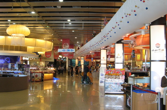 Video surveillance case of a shopping mall in Shanghai