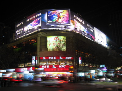 Application of HDMI Extender in Guangzhou Outdoor Advertising